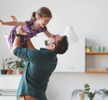 Cartão e post de redes sociais para usar no Dia dos Pais